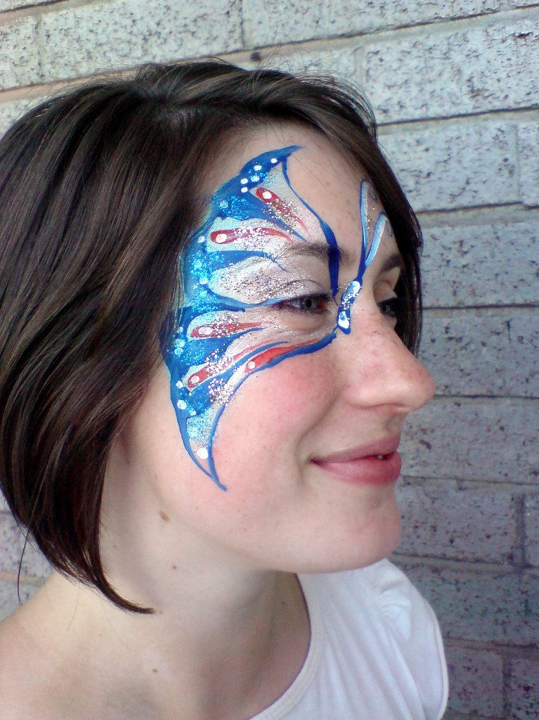 Face Painting for children and adults in Dundee, Perth, St Andrews, Fife